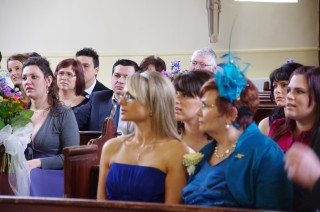 Scarlet String Trio play at Ballintotis Church