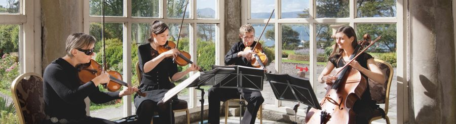 Scarlet String Quartet – Perfect Music for a Perfect Day