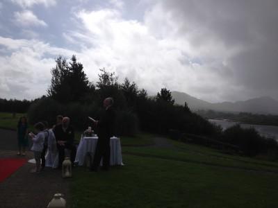 Sneem wedding